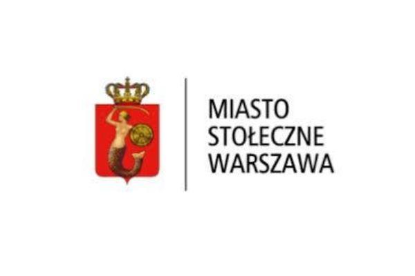 Miasto Stołeczne Warszawa Logo