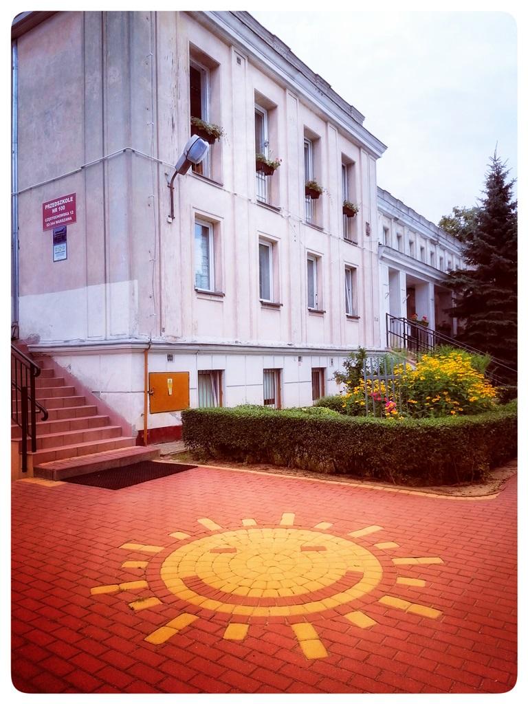 Pierwszy Budynek Przedszkola 100